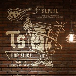 Pizza Delivery in St Petersburg FL