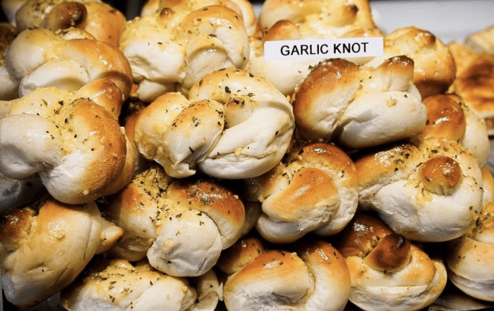 How to make Garlic Knots